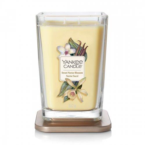Świeca zapachowa Yankee Candle SWEET NECTAR BLOSSOM duży wazon